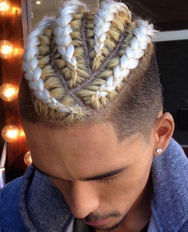 Braided Undercut Viking Hairstyles