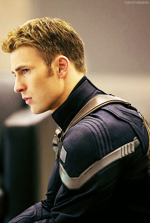Captain America First Look