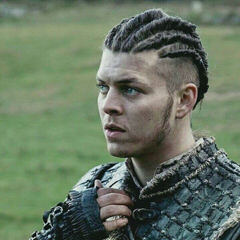 Long Mohawk Viking Hairstyle