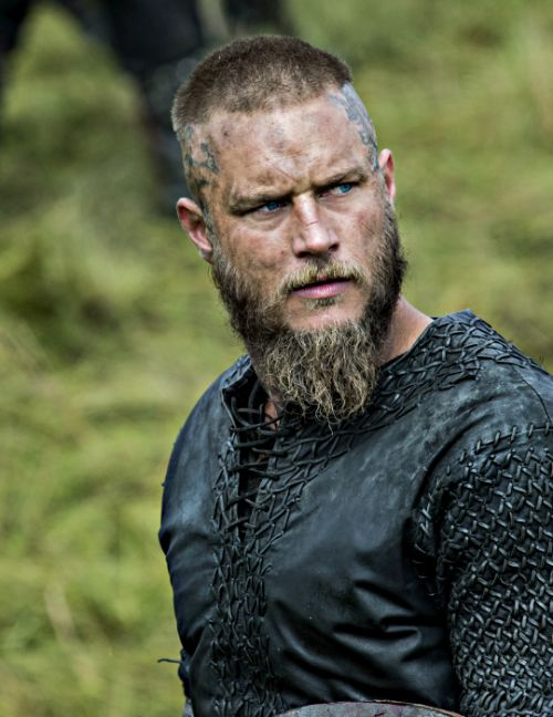 Viking crew cut
