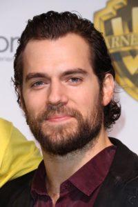 henry cavill short beard