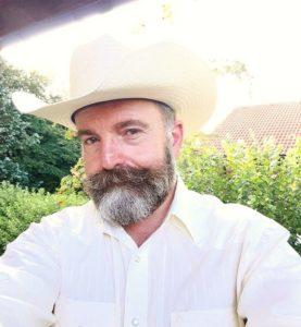 Cow Boy Moustache