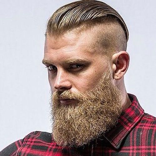 Viking Undercut