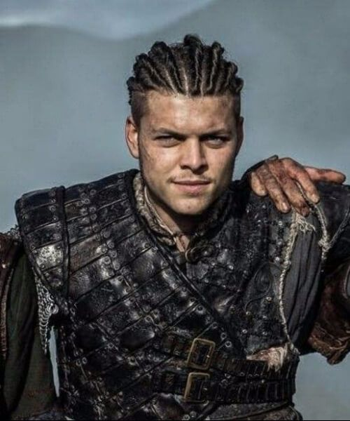 Twisted Braids Viking Hairstyles