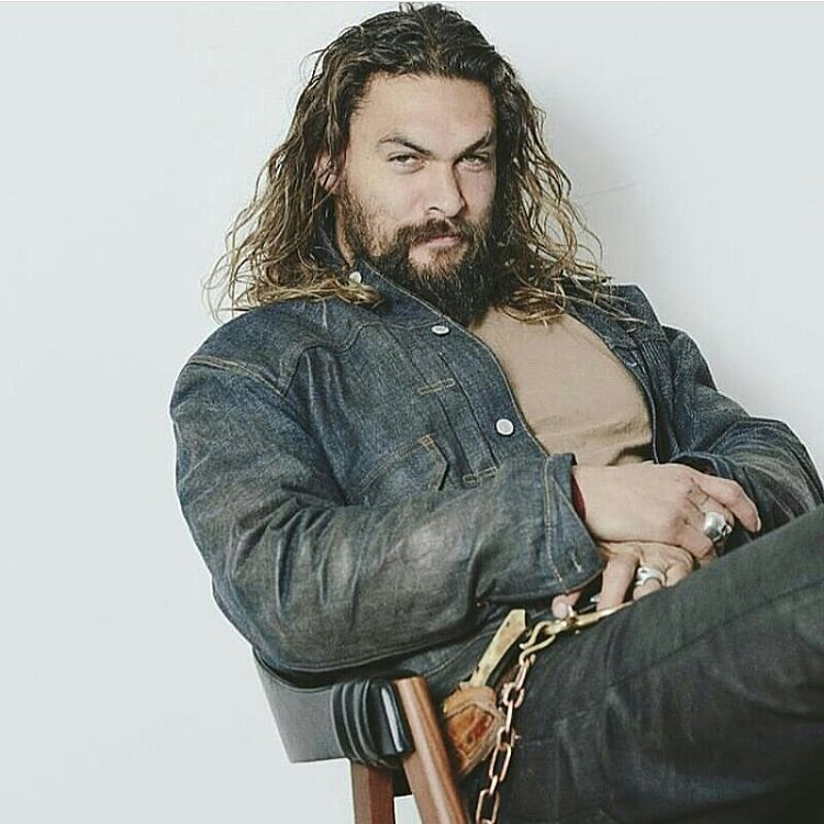 Jason Momoa Upbringing: Jason Momoa Measurements