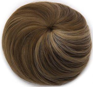 Sarla fake hair bun