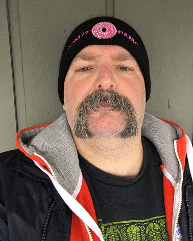 The Full Horseshoe Mustache