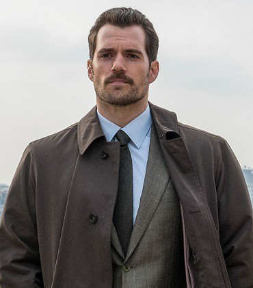 The Mission Impossible Fallout Look