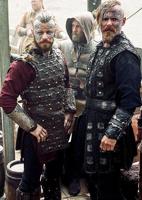 Viking hair cloth
