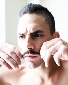 Paint Brush Moustache