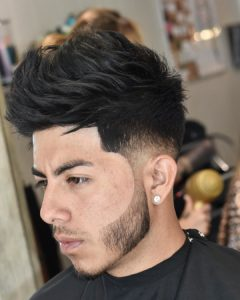 Low fade blow out