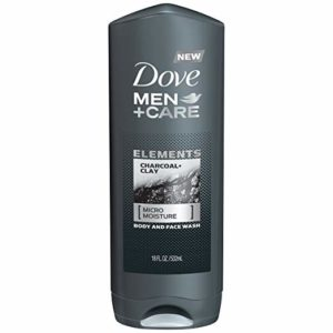 Dove Men Care Elements Body and Face Wash