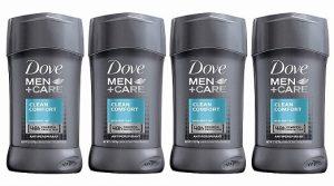 Dove Men Deodorant..