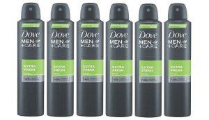 Dove Men Extra Fresh 48h Spray