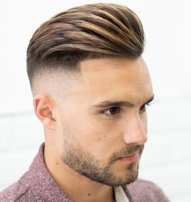 Straight under-cut