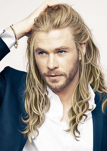 Thor Inspired Beard