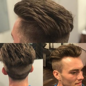 Disconnect Fade Undercut