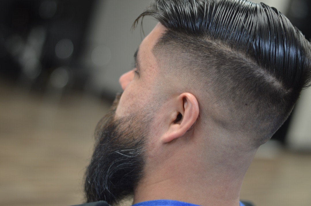 Under Cut Fade: How to Tell Your Barber Exactly What You