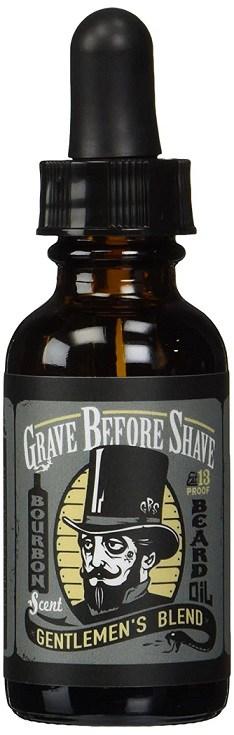 Grave Before Shave Gentlemen's Beard Oil