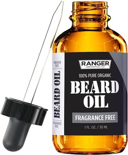 Leven Rose Beard Oil by Ranger Grooming Co