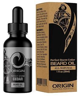 Origin Cedar Beard Oil