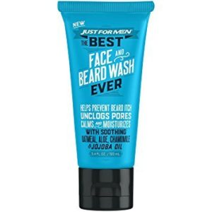 Just for Men The Best Face & Beard Wash Ever