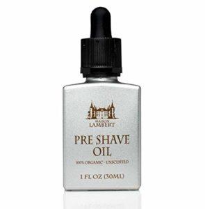 Maison Lambert Pre-Shave Oil