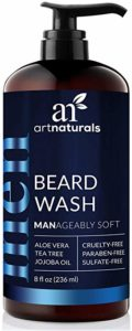 6.1 Beard Growth Shampoo and Conditioner Set