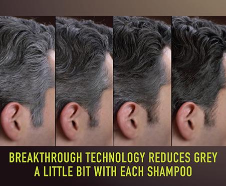 How to use control gx shampoo