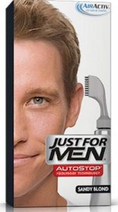 JUST FOR MEN AutoStop Foolproof Hair Color,