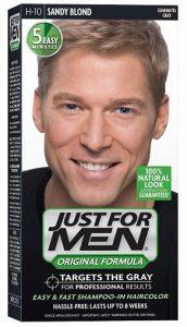 JUST FOR MEN Sandy Blond
