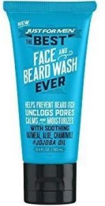 Just for Men The Best Face Beard Wash Ever