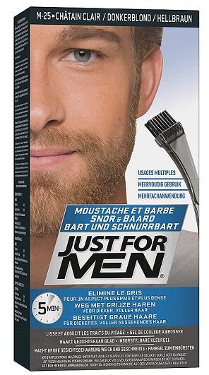 just for men light brown