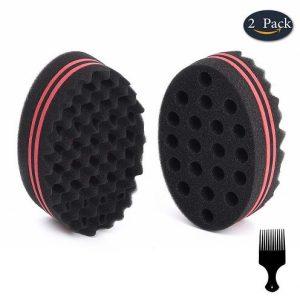 BIGEDDIE Big Holes Sponge for Hair