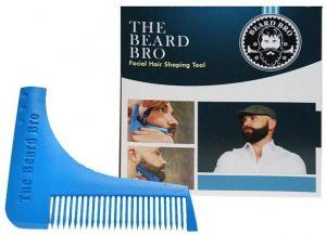 Beard bro shaping tool