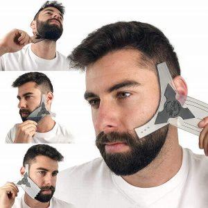 Grow alpha beard shaping tool