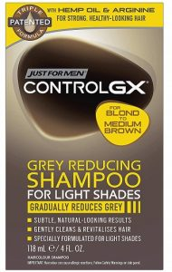 Just For Men Control GX Grey Reducing Shampoo