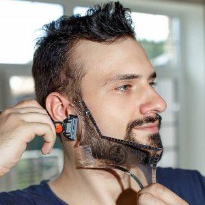 Manecode Beard Guide Tool