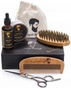 Beard Grooming Trimming Kit