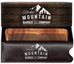 Hair Comb by Rocky Mountain