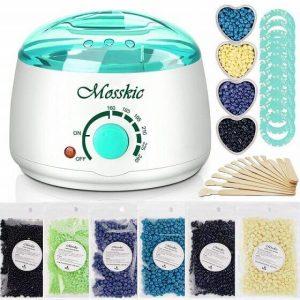 Mosskic waxing kit