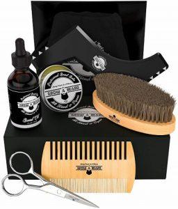 Mustache Beard Care Set
