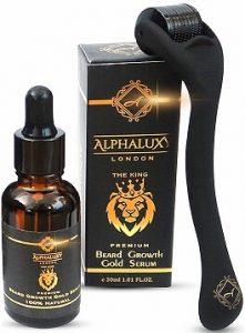 Alphaluxy beard growth kit