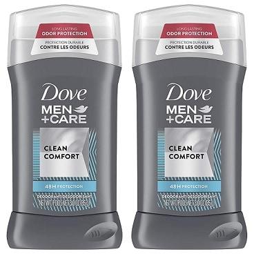 Aluminum-free Clean Comfort Deodorant Stick