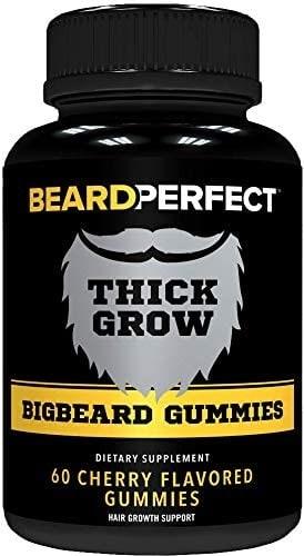 Beard Perfect growth vitamins