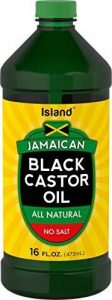 Carlyle Island Jamaican Black Castor Oil