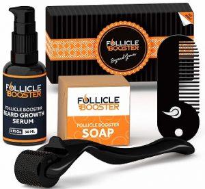 Follicle Booster Beard growth kit