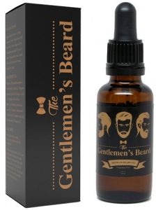 Gentleman premium beard oil