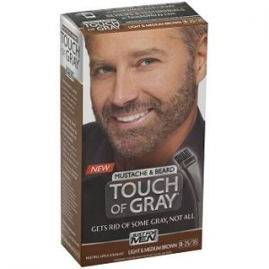 Just For Men Touch Light & Brown Gray Hair colour