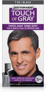 Just For Men Touch OF Gray Comb Black